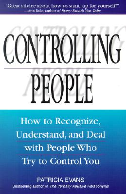 Controlling People By Evans, Patricia