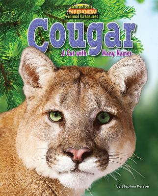 Cougar By Person, Stephen